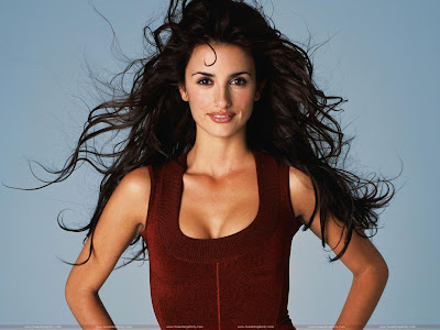 Penelope Cruz Hot HD Wallpaper