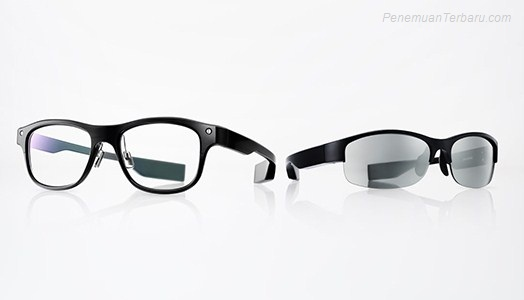 Kacamata Pintar Smartglass Merk Jins Meme