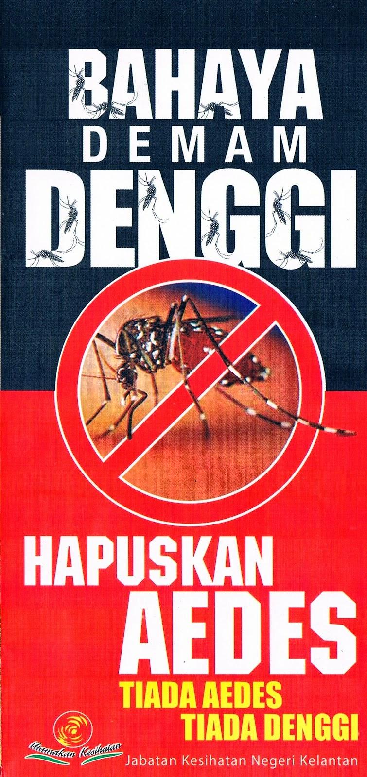 Bahaya Demam Denggi