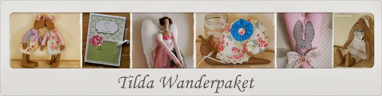Tilda Wanderpaket