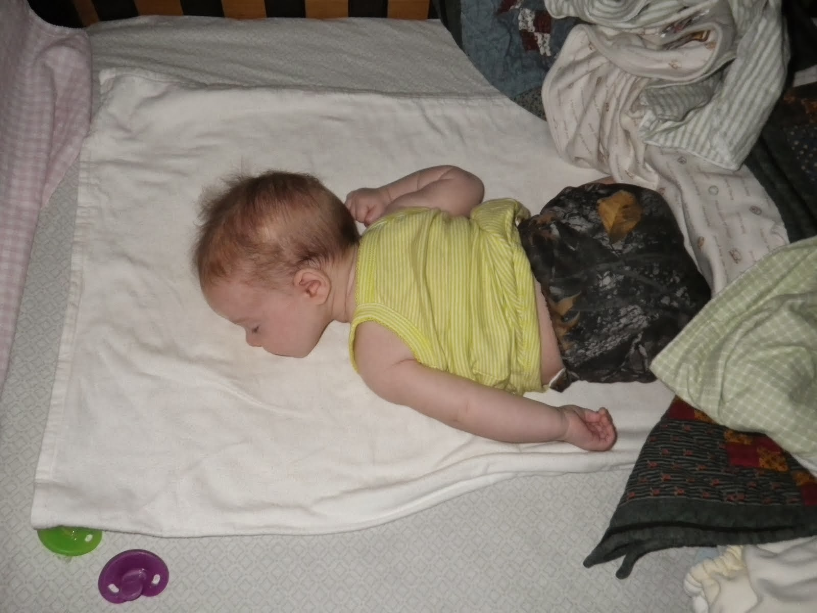 "naturally inquisitive mother: preventing sids, aka ""cot death"""
