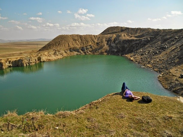 lacul iacobdeal cariera turcoaia de sus