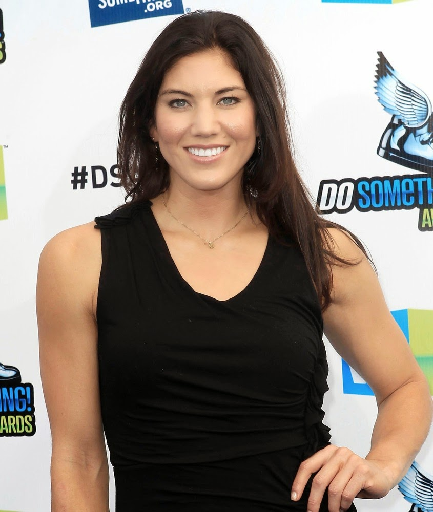 hope solo leaked photos № 182353