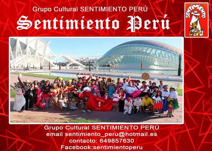 Grupo Cultural Sentimiento Perú