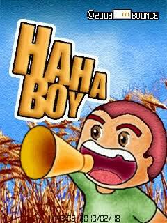 6- MBounce Ha Ha Boy v1.06 S60v3 SymbianOS9x Signed Full