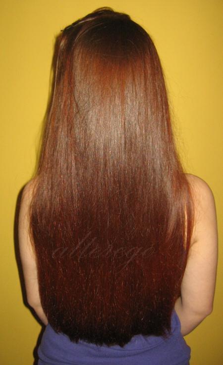 Aktualizacja włosów: Maj