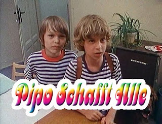 Каникулы Пипо / Materske znamienko / Pipo Schafft Alle.