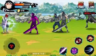 New Naruto Senki Mod Apk v1.17.5 Special Edition