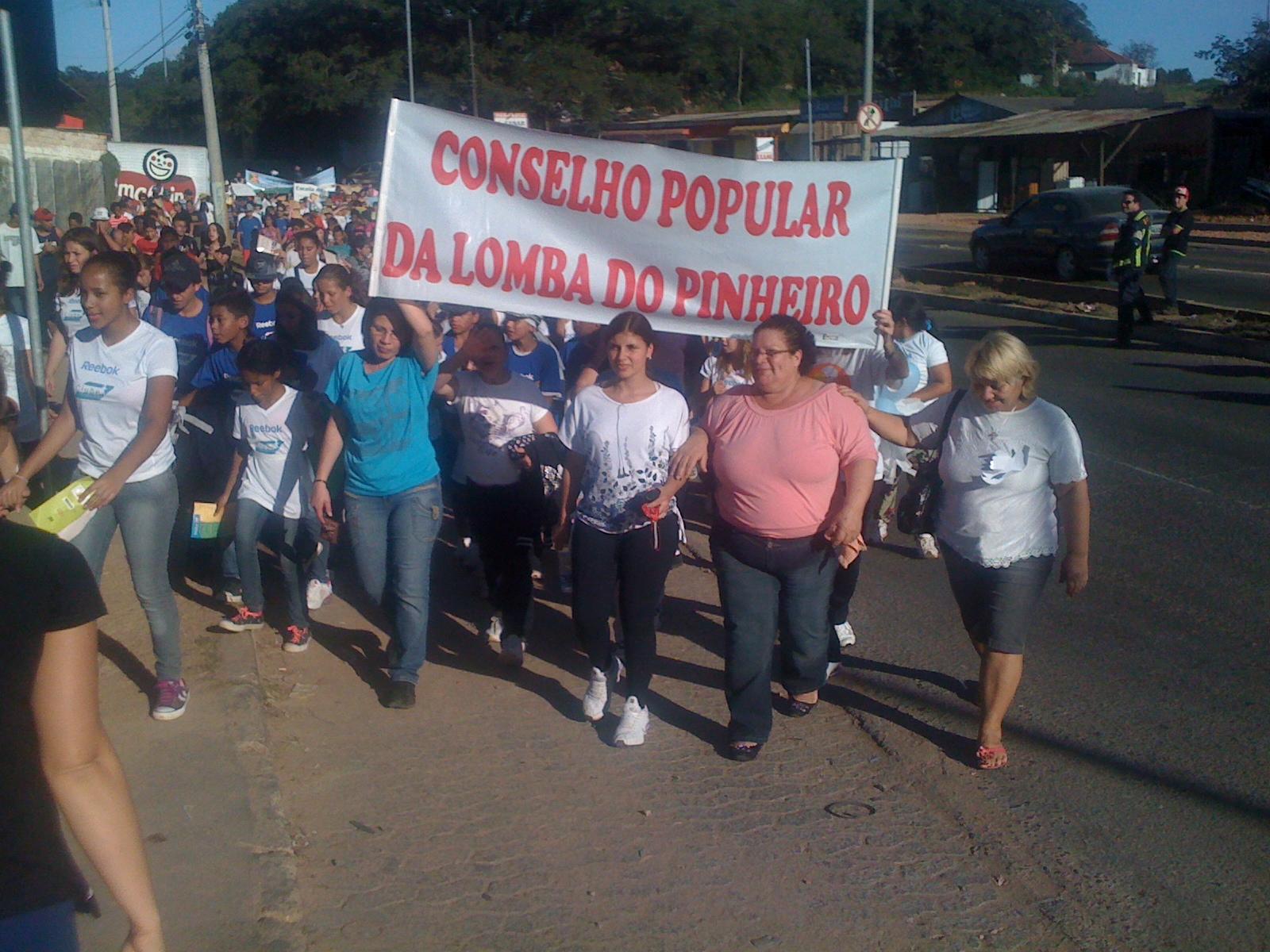 27 Anos do Conselho Popular da Lomba do Pinheiro