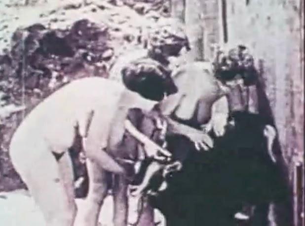 Antique erotic films