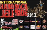 INTERNATIONAL HARD ROCK JELI RIDE