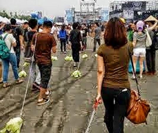 Berdating Dengan Sayur Kubis Trend Terbaru Remaja China
