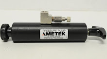 AMETEK PNEUMATIC PRESSURE PUMP # 30PSI