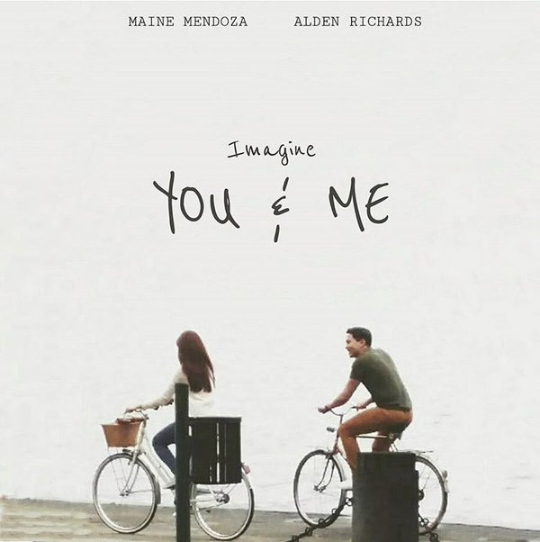 Look: ALDUB Movie 'Imagine You...