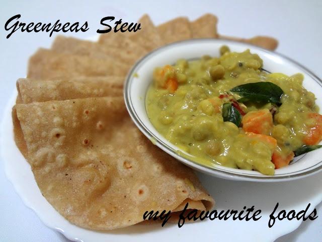 green-peas-stew