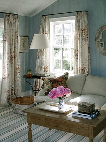Maison decor anna wintour s home fabulous long island for Decoration cottage maison