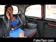 Trepada Dentro do Taxi