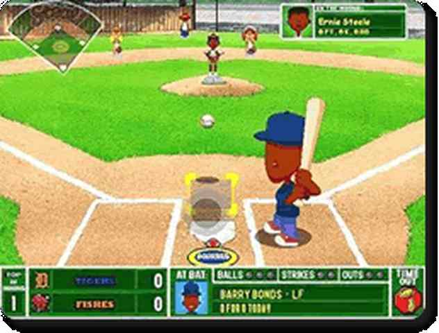... Backyard Baseball 2003 Free Download Full Game