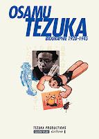 Biographie d'Osamu Tezuka - volume 1