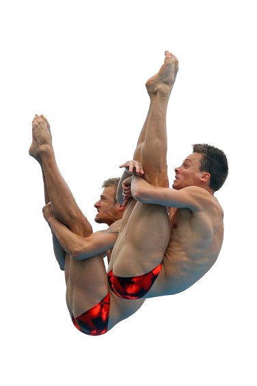 Sascha Klein & Patrick Hausding • Divers