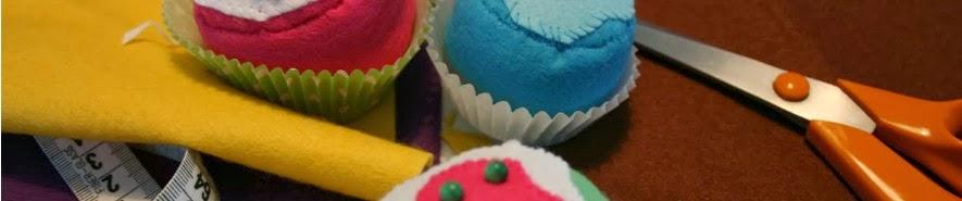 http://pralerier.blogspot.dk/2010/06/diy-muffins-af-filt.html