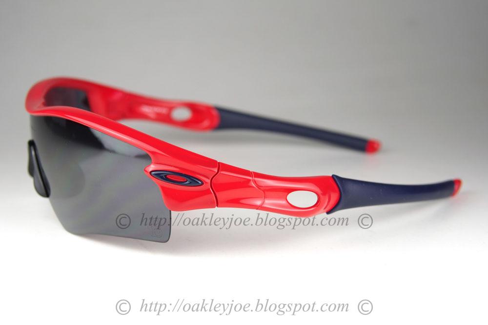red and black oakleys  Singapore Oakley Joe\u0027s Collection SG: Radar Path