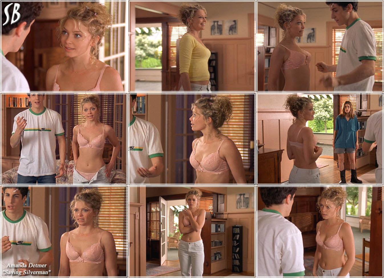 amanda detmer naked pics