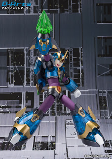 D-Arts Rockman Mega Man X Ultimate Armor Figure