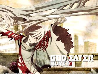 #3 Gods Eater Burst Wallpaper