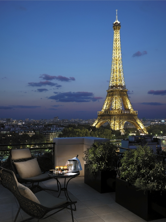 5-Star Hotel in Paris, France near Eiffel Tower