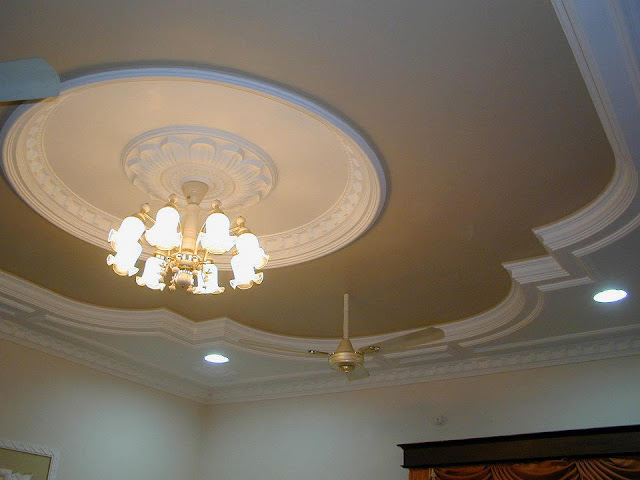 False Ceiling Gypsum Board Interiors