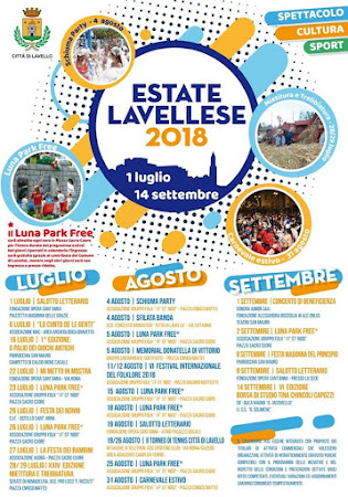 Estate lavellese 2018
