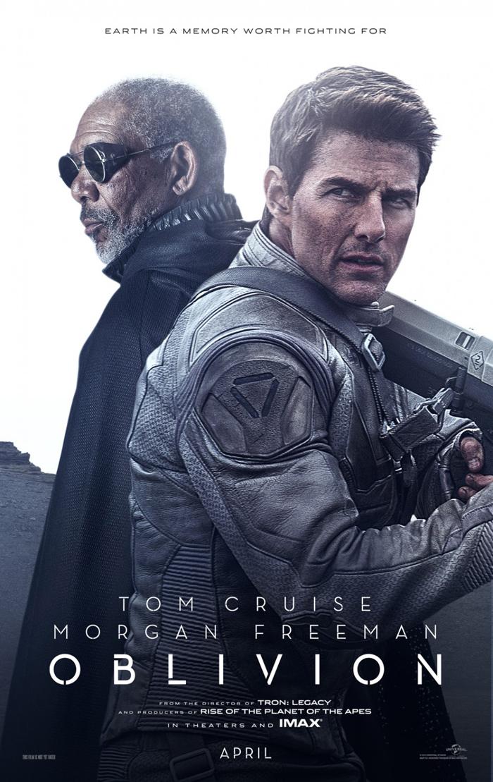 2 nuevos pósters para Oblivion