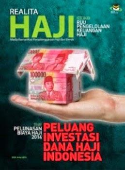 Majalah Realita Haji Edisi I 2014
