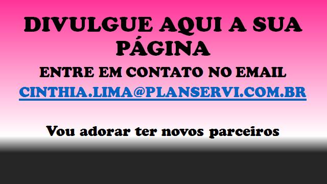 PARCEIROS PARA O BLOG :)