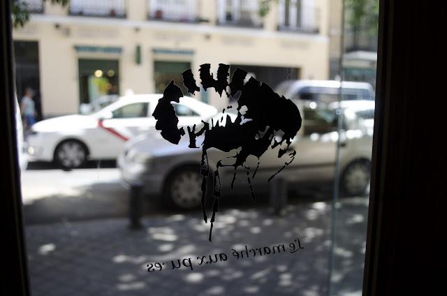 Le marché aux puces - Madrid