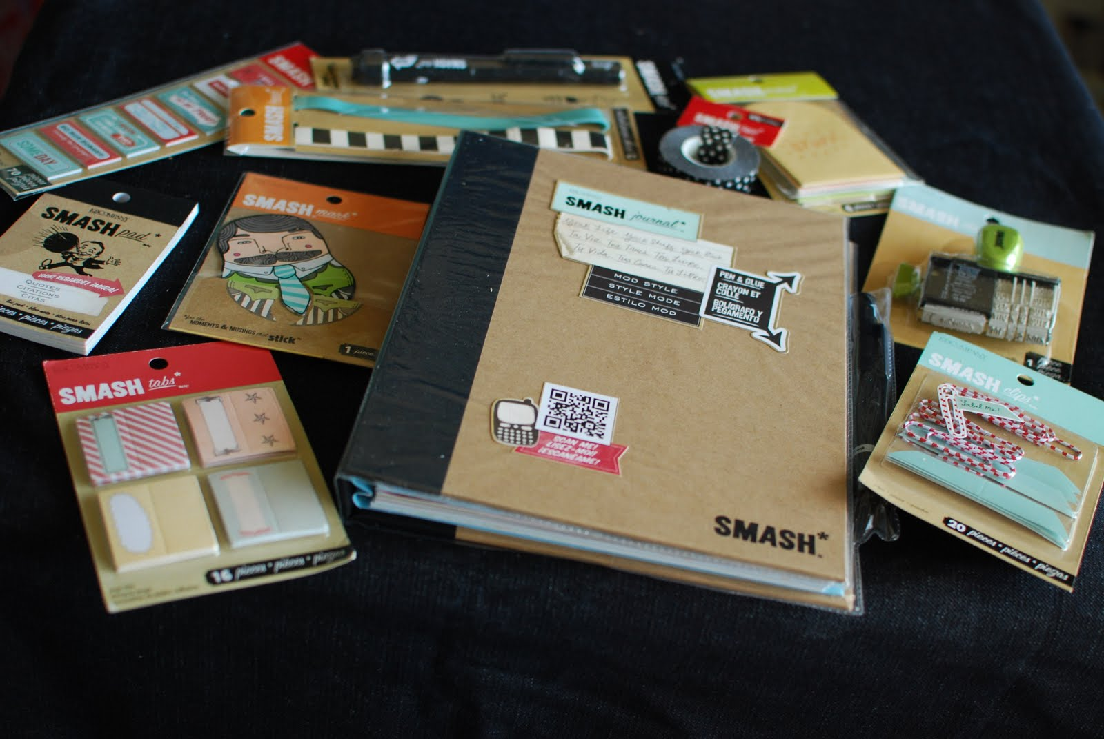 Smash Book Cover Ideas : Definitely digging these ideas http craftsunleashed