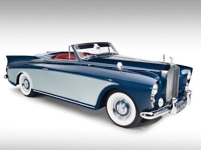Rolls-Royce 1958 Silver Cloud