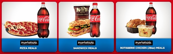 Coke Walmart Effortless Meals