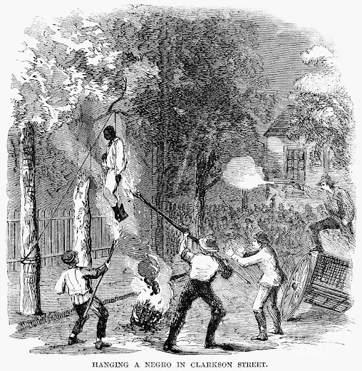 the new york city draft riots New york city draft riots timeframe american civil war date july 13, 1863 - july 16, 1863 place new york city, new york, us outcome riots ultimately suppressed the new york city draft riots were violent disturbances in new york city that were the culmination of working-class discontent with.