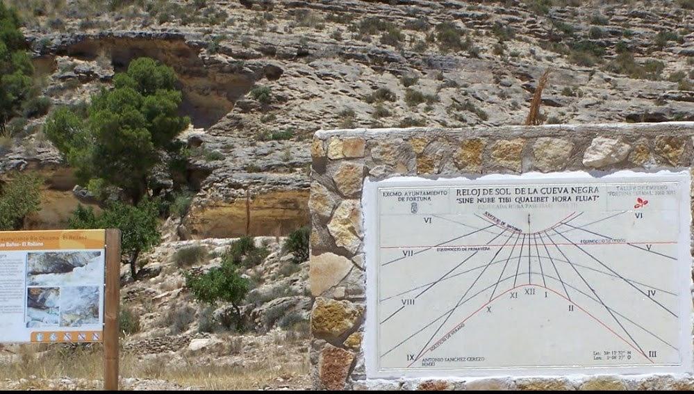Baños Romanos Fortuna:ArqueoLugares: TERMAS romanas Baños de Fortuna Murcia (E)