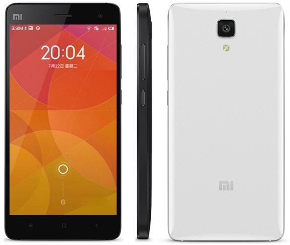 Harga HP Xiaomi Mi 4 terbaru 2015