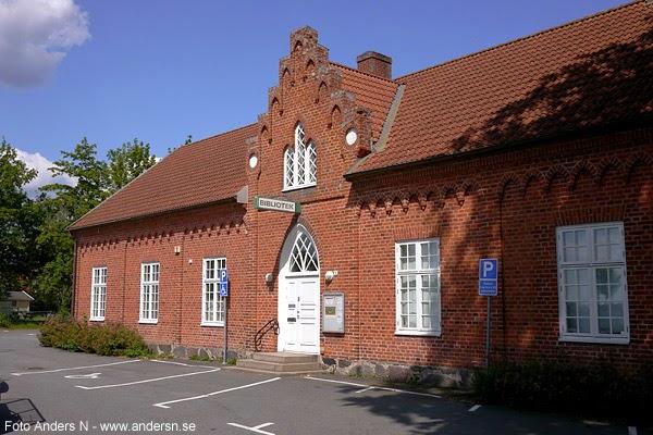 Färlöv bibliotek, Färlövs