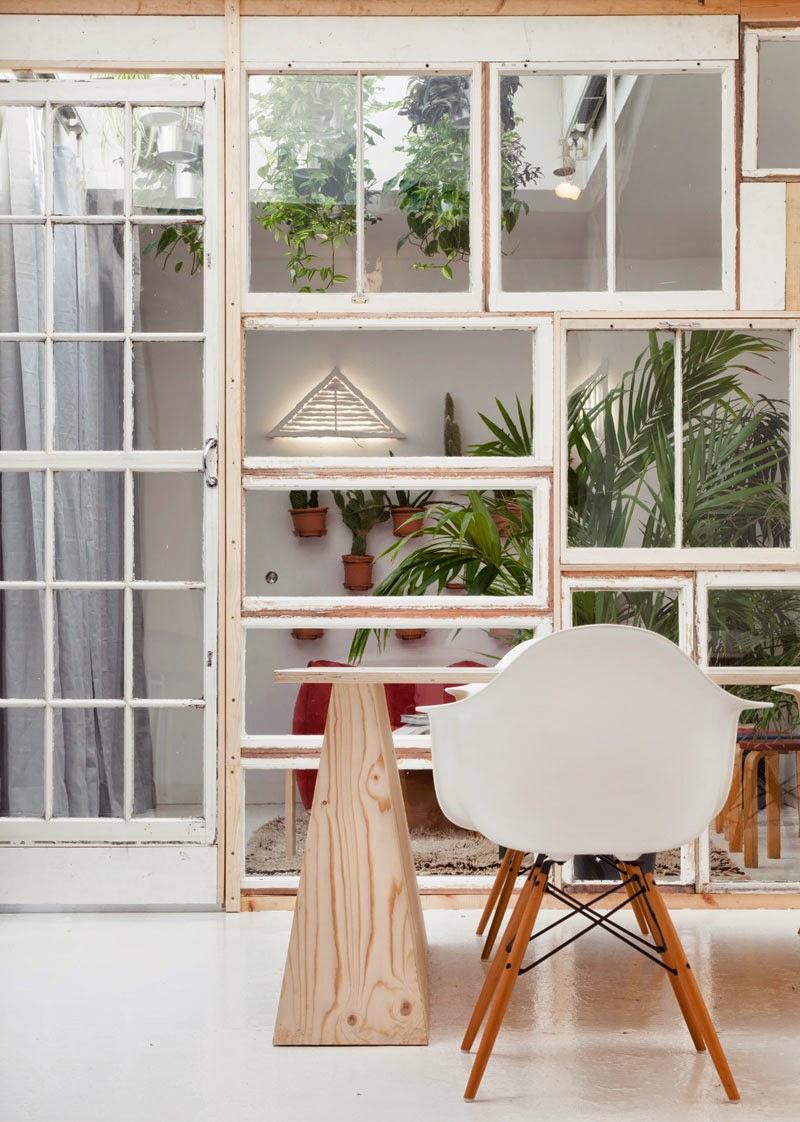 Cinco ideas de c mo hacer tus paredes con muebles for Idea de muebles quedarse