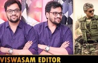 Viswasam Movie | Editor Ruben Interview