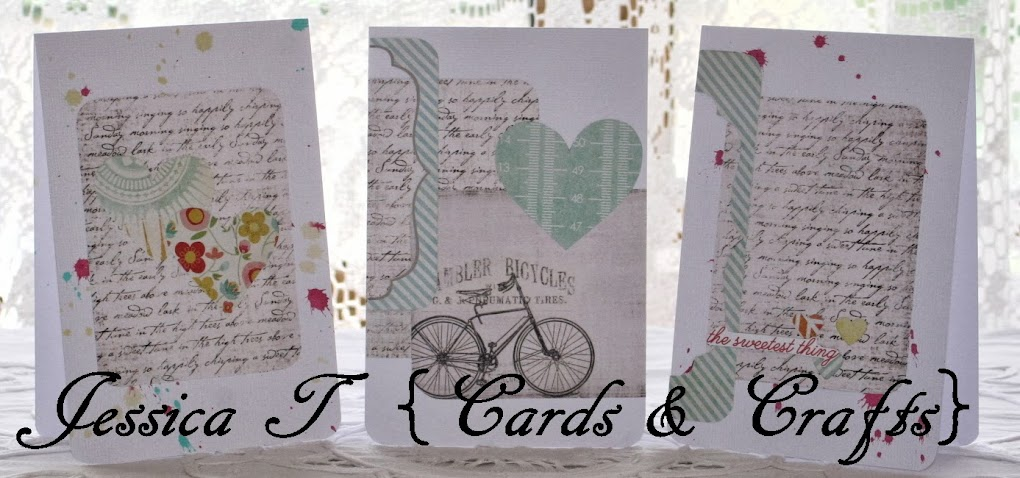Jessica T {Cards & Crafts}