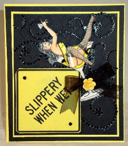 Bombshell stamps blog slippery when wet for Slippery when wet tattoo