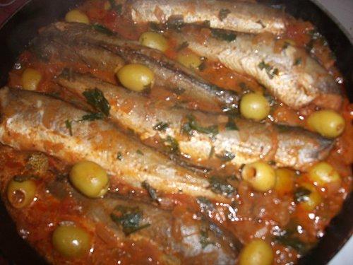 Tajine de poisson aux olives samira tv recette cuisine - Cuisine tv recettes 24 minutes chrono ...