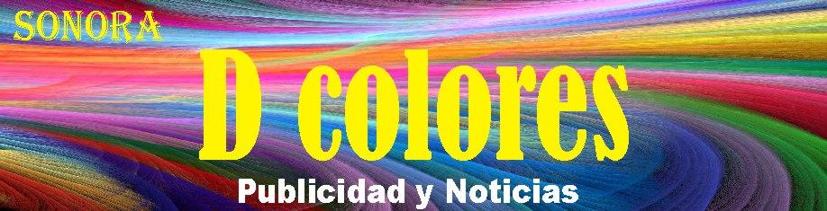 Sonora D colores