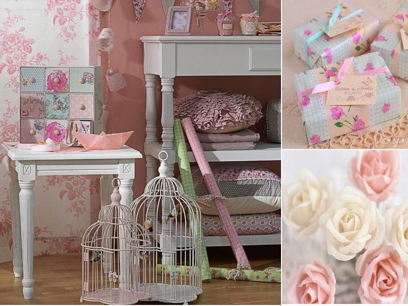 Peque os detalles para una decoraci n vintage todo con - Detalles vintage decoracion ...